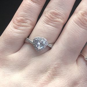 Sterling sliver Heart Ring for Sale in Garland, TX