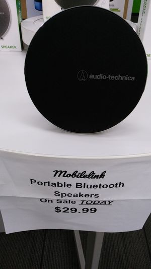 Portable Bluetooth Speaker for Sale in Cleveland, MS