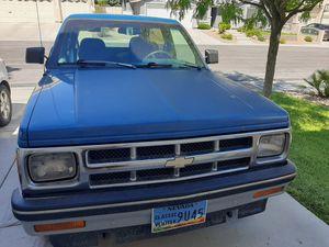 1993 chevy s10 blazer 4x4 for Sale in Las Vegas, NV