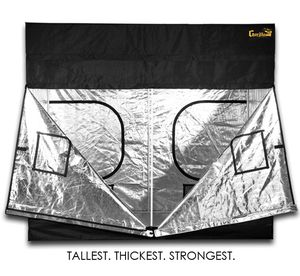 Gorilla Grow Heavy Duty tent 2'x4'x7' with adjustable 1ft height extension! for Sale in Macomb, MI