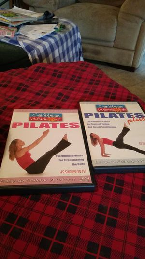 Pilates & Pilates Plus - DVDs for Sale in Rogers, AR
