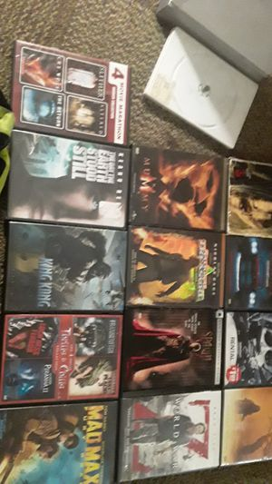 DVDs for sale $30 for all or best offer for Sale in Monroe, MI