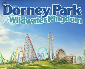 I sell 2 dorney park tickets $60.00 2 tickets for Sale in Lebanon, PA
