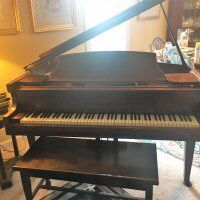 Stroud Baby Grand Piano - fair condition for Sale in Belle, MO