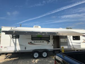 For sale!!! 2012 forest rivers Salem 27foot travel trailer for Sale in Houston, TX