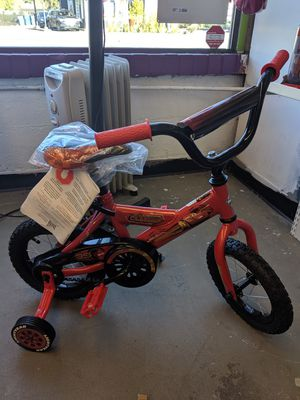 Brand new 16-inch huffy lightning McQueen bike! for Sale in Vancouver, WA