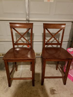 Two bar stool for Sale in Homestead, FL