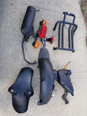 Honda Ruckus spare parts, good condition for Sale in Hayward, CA