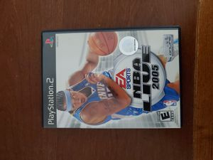 NBA LIVE 2005 for Playstation 2 Ps2 complete in box for Sale in Lilburn, GA