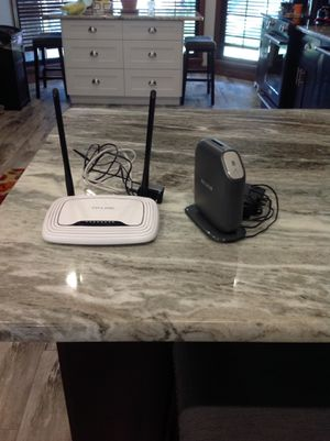 Belkin and TP-Link routers for Sale in Longwood, FL