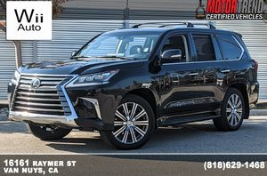 2017 Lexus LX for Sale in Los Angeles, CA
