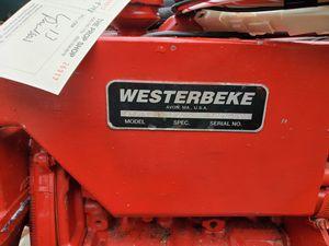 Westerbeke 4.5 marine gas generator for Sale in Everett, WA