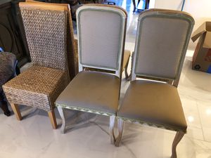 Dinning Room Chairs for Sale in Miami, FL