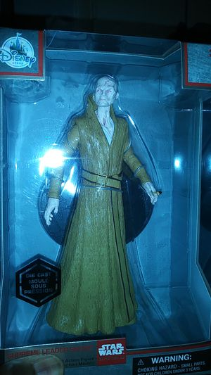 Star Wars Disney collab supreme leader snoke for Sale in MONTGOMRY VLG, MD
