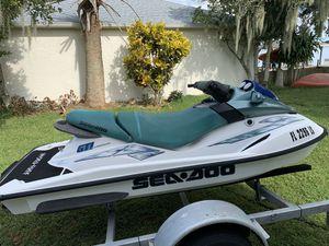 2001 SeaDoo GTI for Sale in Winter Haven, FL