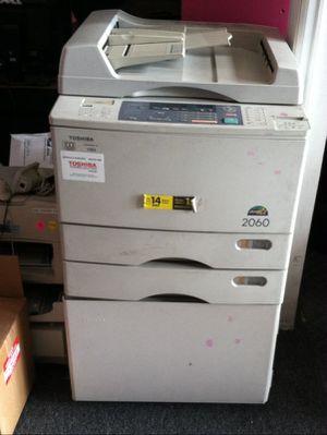 Toshiba 2060 Commercial printer for Sale in Denver, CO