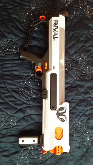 Nerf rival gun for Sale in Mission Viejo, CA