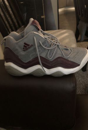 9.5 adidas basketball shoes for Sale in Alexandria, VA