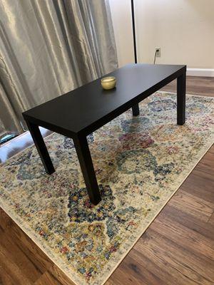 Modern Coffee Table, Dark Espresso for Sale in Campbell, CA