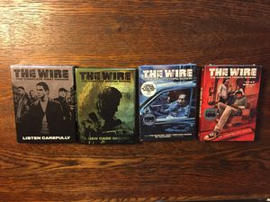 The Wire DVD box set for Sale in Bethesda, MD