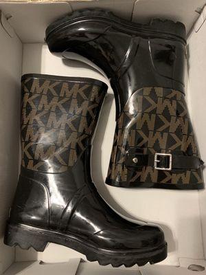 Michael Kors Rain Boots for Sale in Sanford, NC