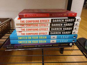 Books business development mindset for Sale in Kennewick, WA