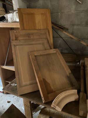 Free doors and banisters all new for Sale in Chula Vista, CA