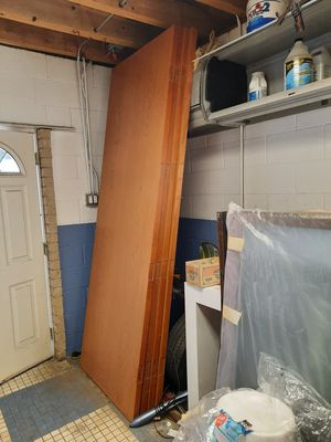 Solid doors 8 Feet 7 Inches ×4 Inches $ 100 each for Sale in Chicago, IL