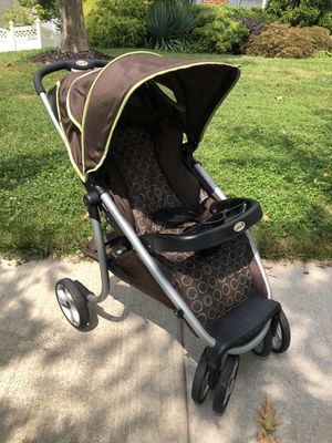 Safety 1X Baby stroller with matching car seat. Excellent condition. for Sale in Boyds, MD