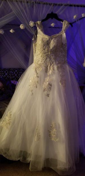 Stunning brand new Wedding dress for Sale in NEW PRT RCHY, FL