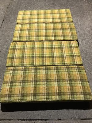 Cushions for camper 4x8 in total length for Sale in Gresham, OR