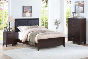 Brand New Full 3pc Bedroom Set for Sale in Santa Monica, CA
