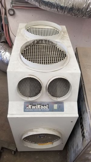 Kwikool portable ac unit for sale for Sale in Mesa, AZ