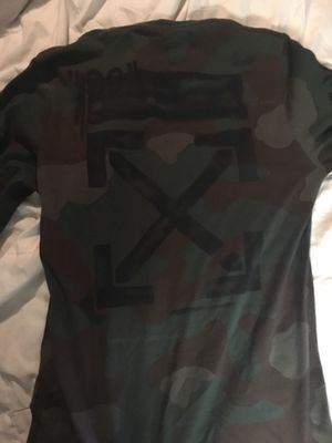 Off-white shirt for Sale in St. Louis, MO