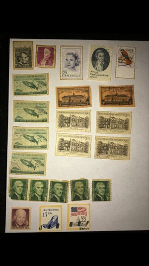 Vintage Stamps for Sale in Carson, CA