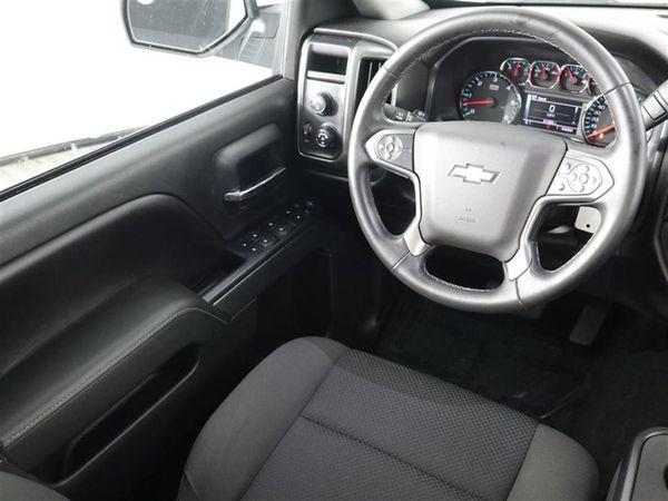 2016 Chevrolet Silverado 1500 V8