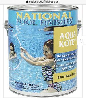 Pool paint for Sale in Auburn, WA