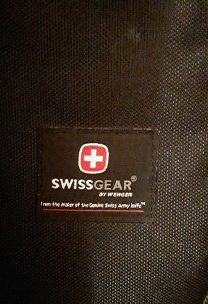 Swiss gear backpack with laptop compartment for Sale in Austin, TX
