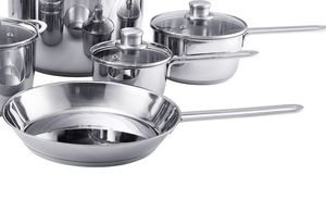 IKEA Polerad stainless steel cookware for Sale in Issaquah, WA