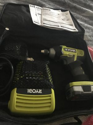 Ryobi Drill for Sale in Washington, PA