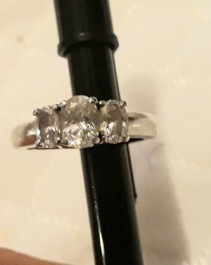 Platinum 2ct wedding ring for Sale in Austin, TX