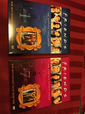 "DVDs - ""Friends"" TV series for Sale in Portland, OR"