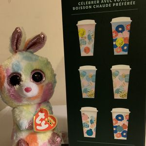 Easter Starbucks Cup Gift Set for Sale in South San Francisco, CA
