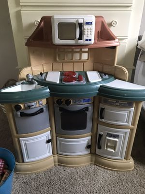Child's Play Kitchen with Extras for Sale in Easley, SC