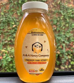 Local Honey for Sale in Ontario, CA