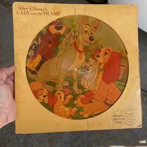 Disney's Lady And The Tramp Record for Sale in Clermont, FL