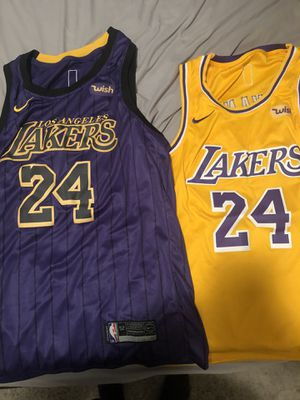 Lakers Kobe size 52 for Sale in North Las Vegas, NV