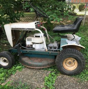 Riding lawnmower for Sale in Farmville, VA