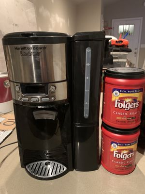 12 cup single serve coffee pot for Sale in Bend, OR