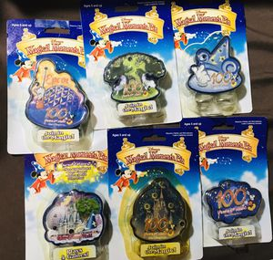 Disney World Magical Moments light up Pins. for Sale in Oakland Park, FL